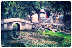 MeditationBridgeBeijing